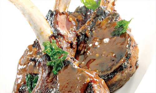 American Lamb Korean-Style Chops