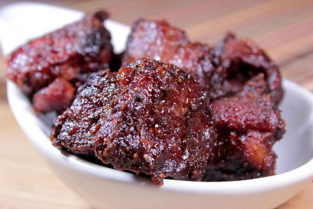 Pork Country Style Rib Burnt Ends